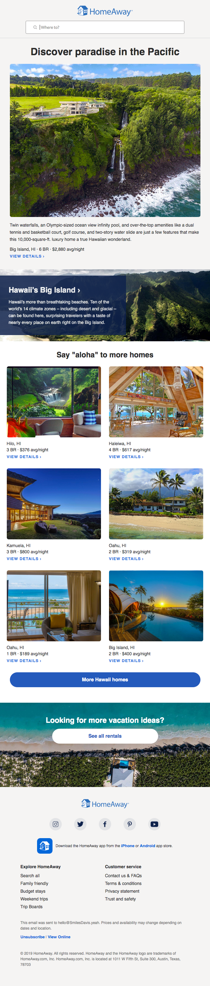 See the Hawaiian home that'll steal your heart