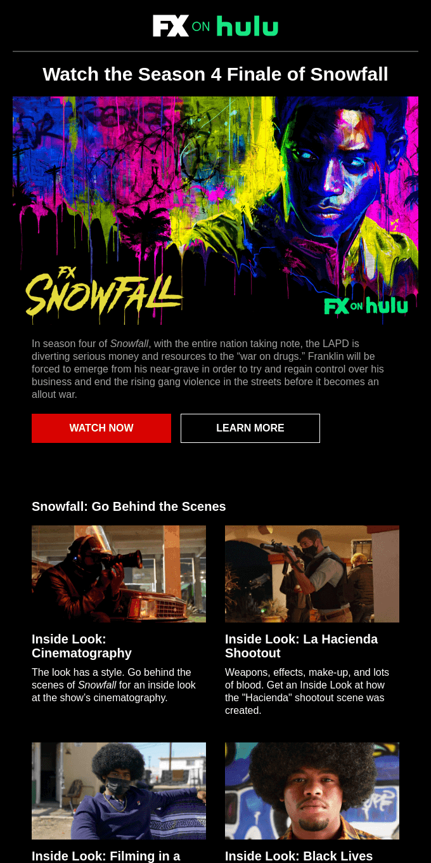 Snowfall — Watch The Season Finale Now