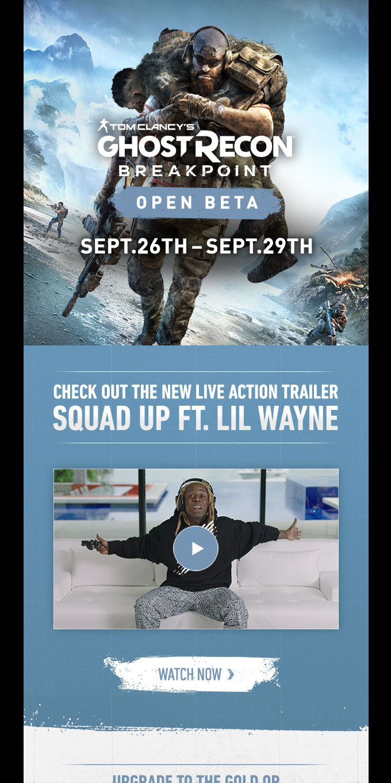 Squad Up Ft. Lil Wayne