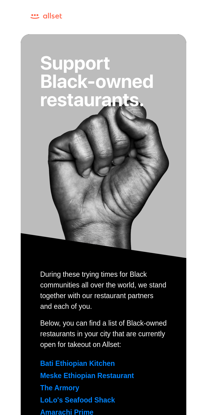 Support Black-owned restaurants in NYC