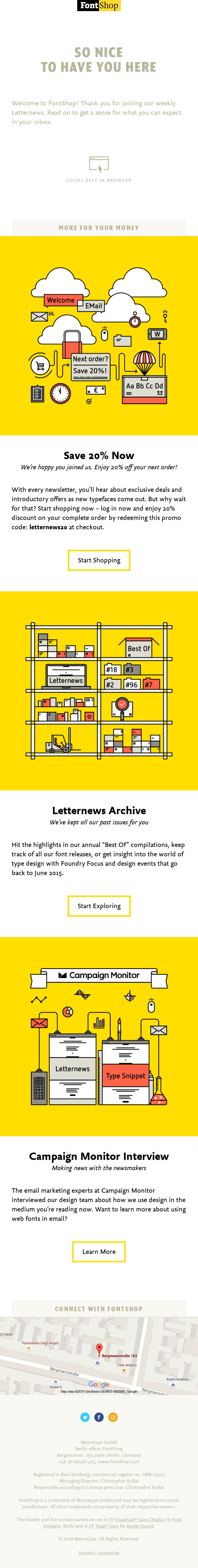 Thank you for subscribing to our Letternews