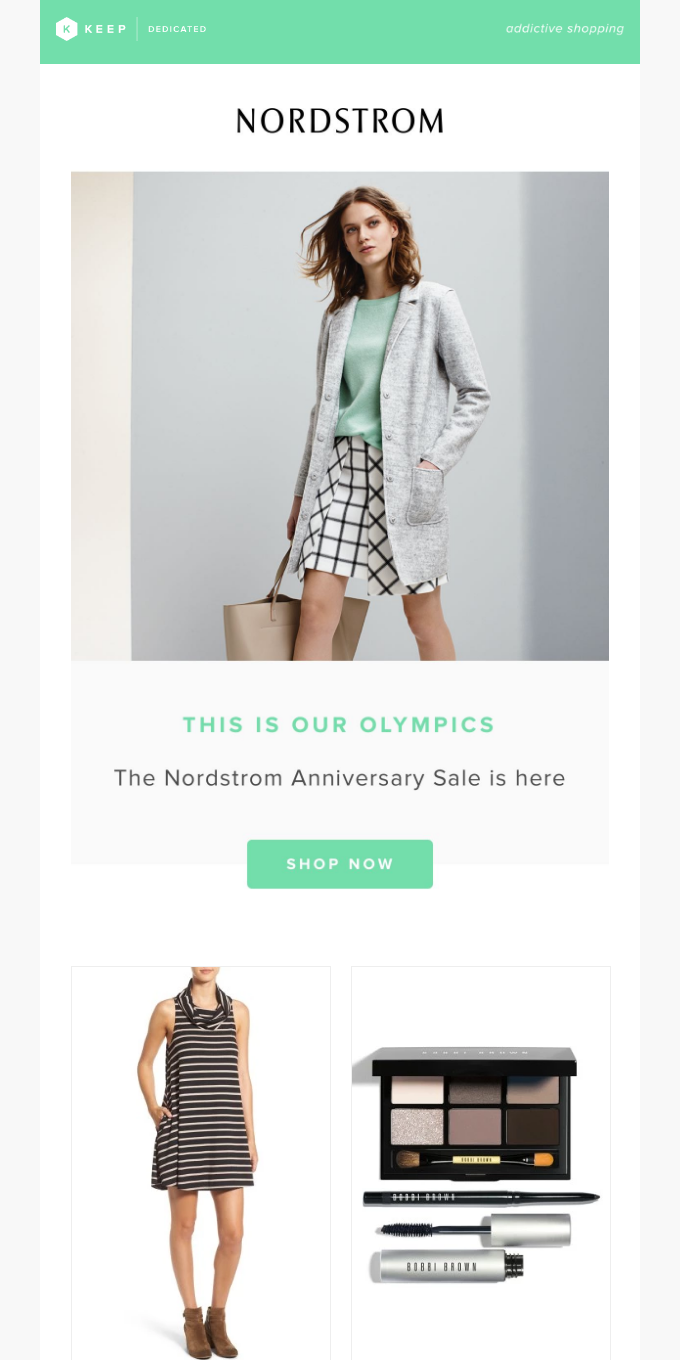 The Nordstrom Anniversary Sale Is HERE.