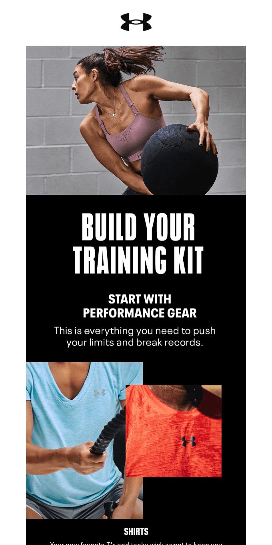 Training harder starts here💥