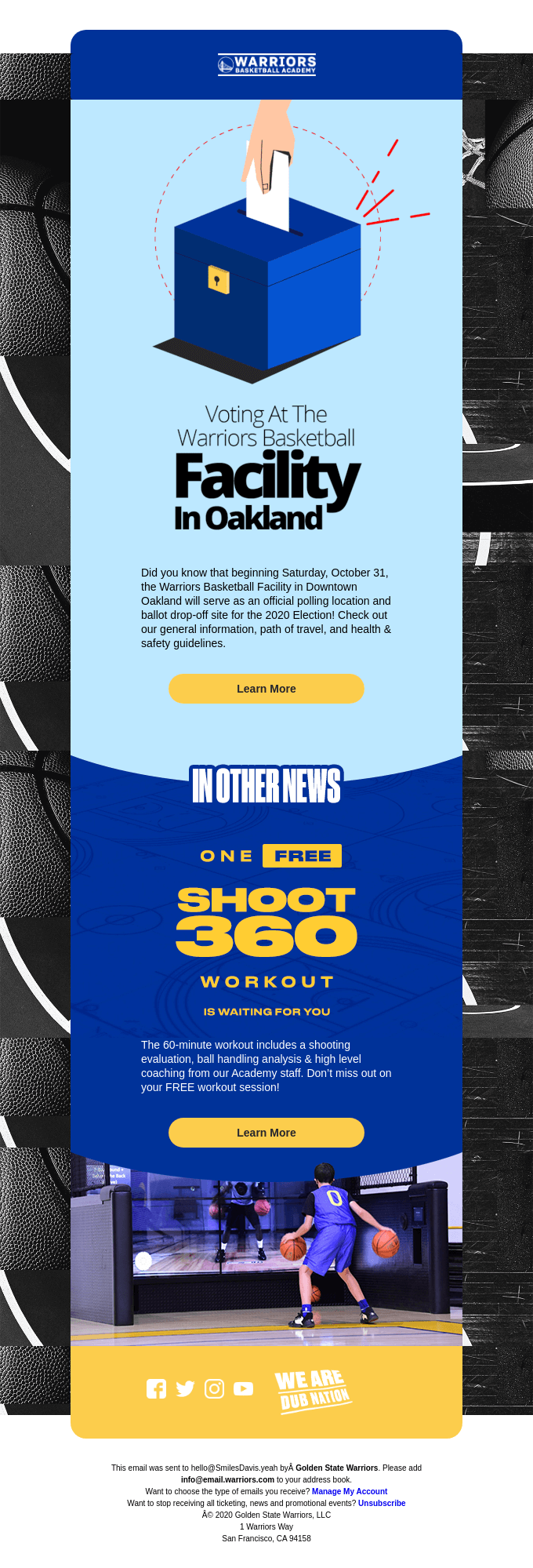 Voting In Oakland Just Got Easier