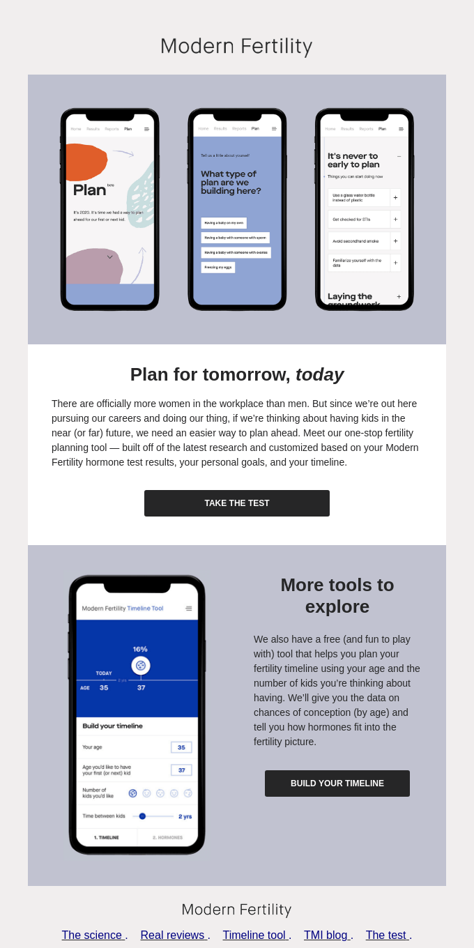 Want a tool to help you plan for kids?