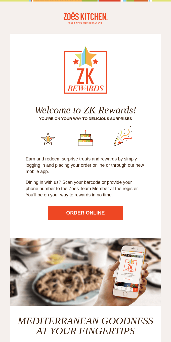 Welcome to ZK Rewards! ⭐
