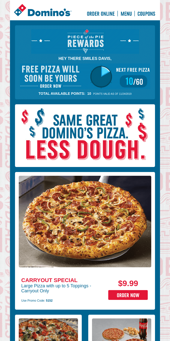 What would you do for the last slice?