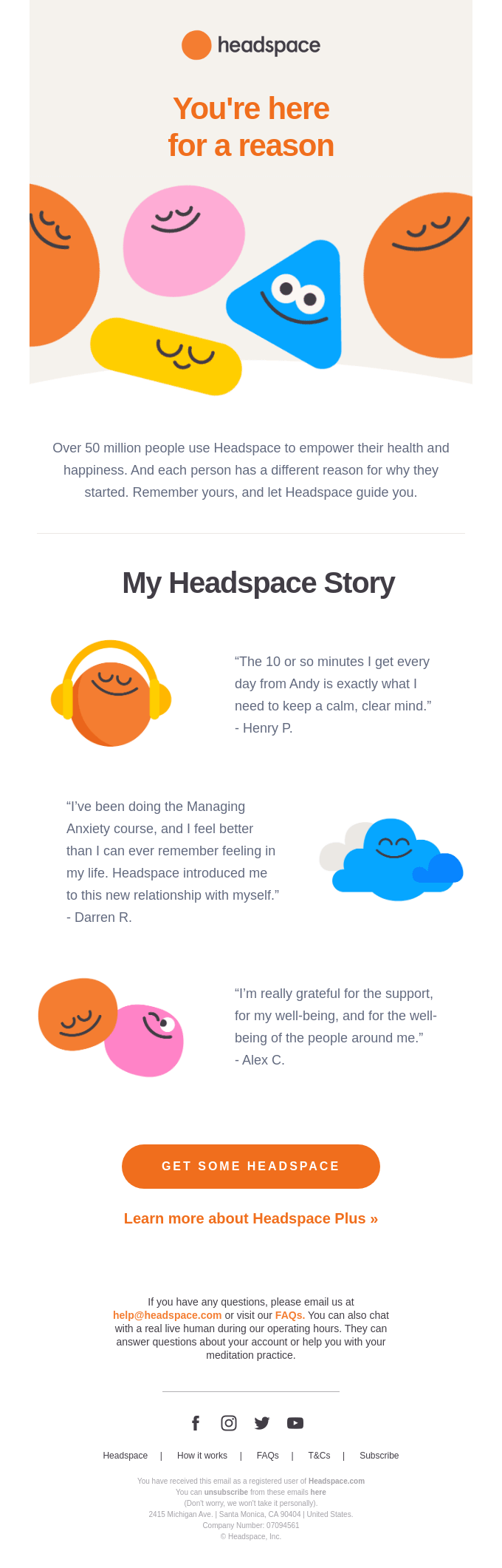 Where will Headspace take you?