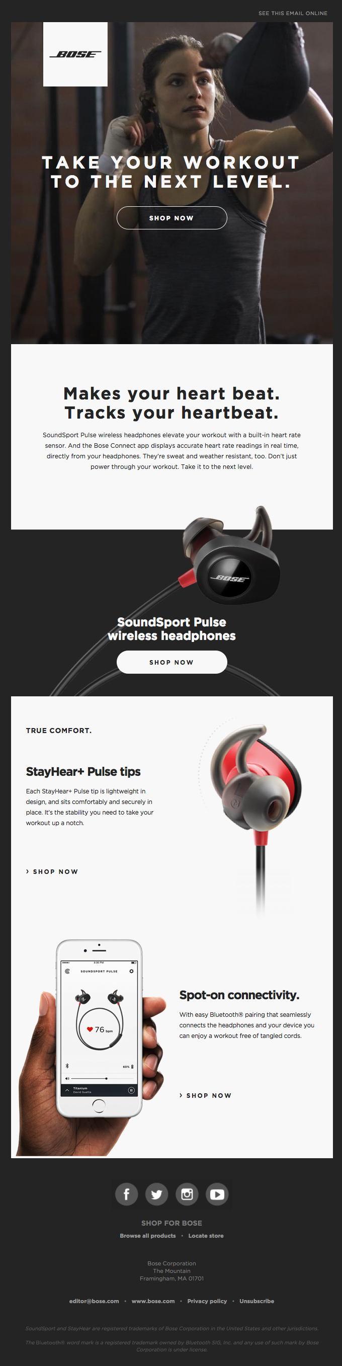 Your Best Workout Starts Now | SoundSport Pulse