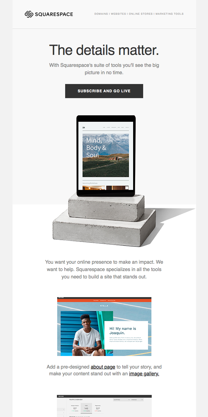 Your Squarespace